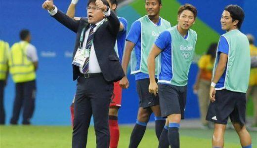 U−23サッカー日本代表のオーバーエイジ枠は藤春廣輝、塩谷司、興梠慎三に決定!