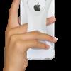 iPhone7 Plusなどの大きなスマホの落下防止にはPalmoのシリコンケースがおすすめ