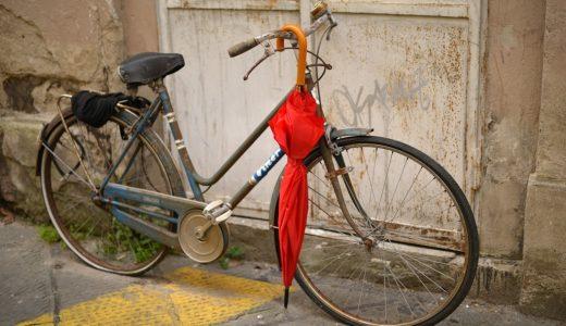 おっさんだけど1か月以上もパンクした自転車に乗り続けてみた